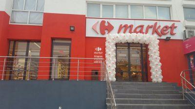Grupul Carrefour deschide primul supermarket din Făgăraș, Market Fagăraș