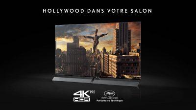 Panasonic, partener tehnic al Festivalului de Film de la Cannes 2017