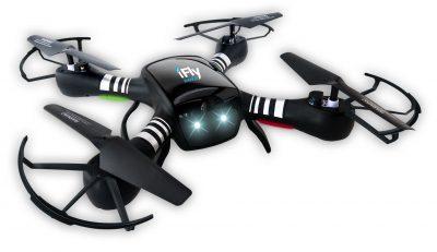 Evolio lansează două drone cu stabilizare pe 6 axe, transmie video live și aterizare smart