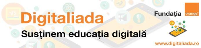 Școlile din mediul rural pot câștiga un laborator digital și materiale digitale pentru a susține predarea disciplinelor matematică și TIC