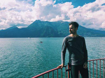 Liviu Teodrescu a fost in Italia, in vacanta cu iubita!