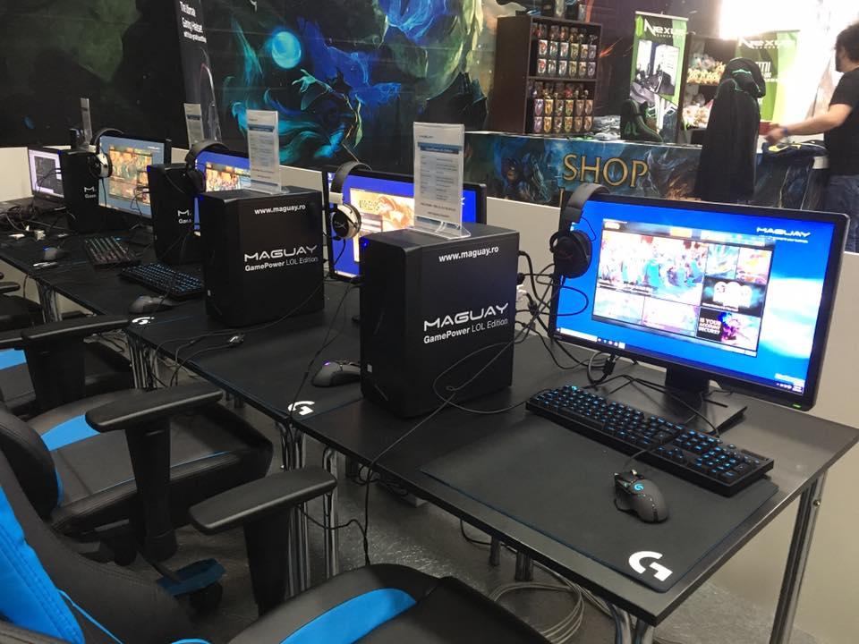 PC-urile MAGUAY vor fi din nou prezente la Comic Con