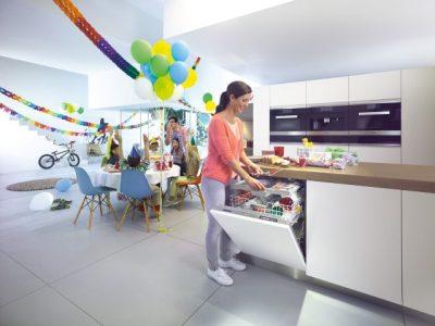 10 ani garanție Miele pentru clienții care achiziționează minimum trei electrocasnice încorporabile pentru bucătărie