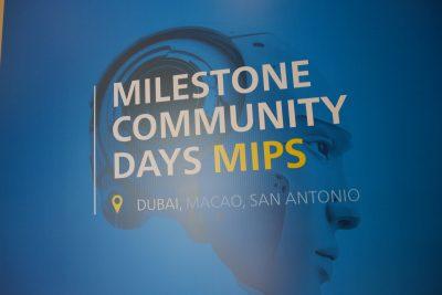 Startup-ul românesc Parking Spotter, apreciat la Milestone Community Days: MIPS EMEA 2017