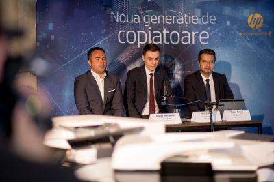 HP Inc. începe livrarea unora dintre cele mai avansate și sigure echipamente de imprimare A3 din lume