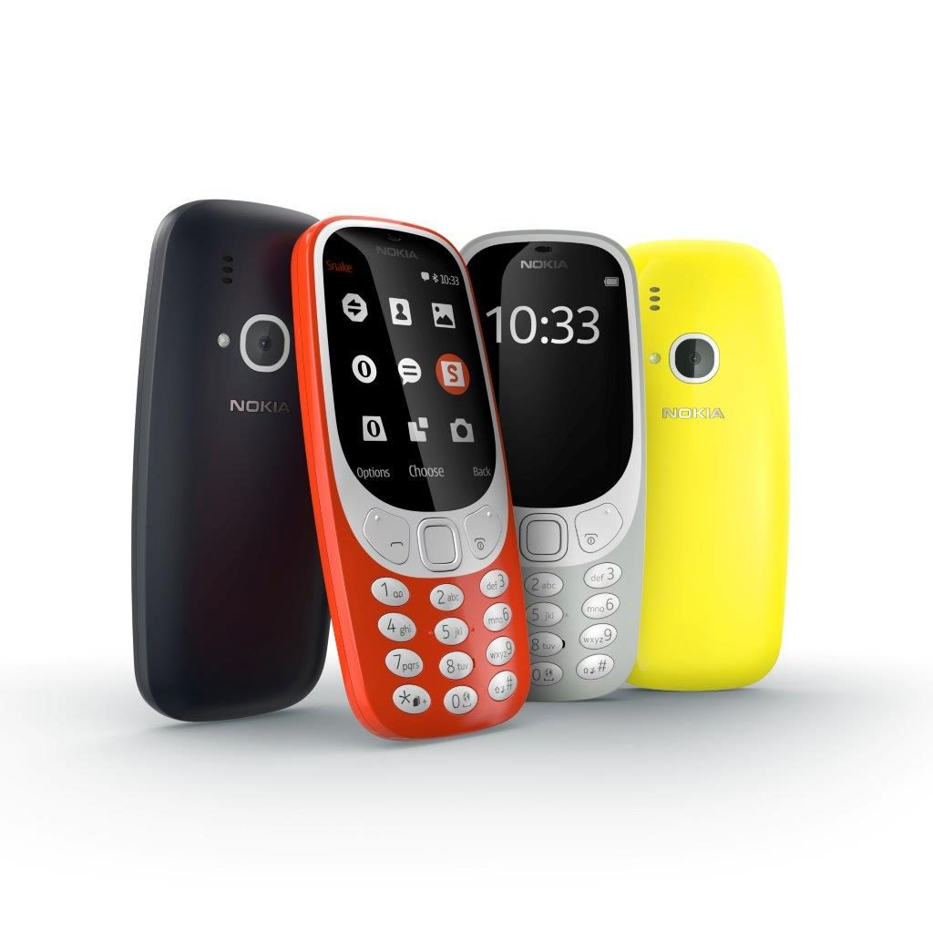 Vodafone Romania introduce in oferta Nokia 3310 2017