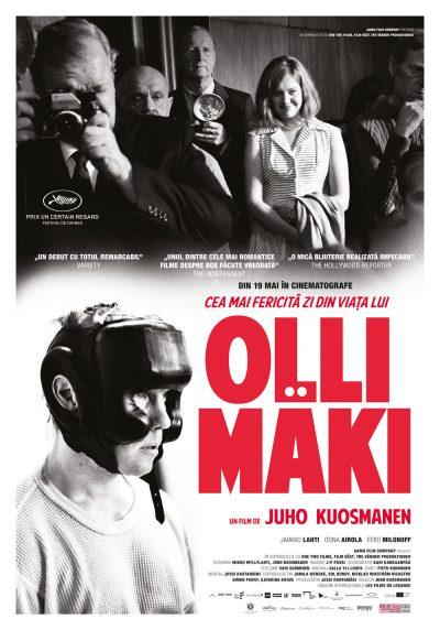 """Marele câștigător al premiului Un Certain Regard de la Cannes 2016,  """"Cea mai fericită zi din viața lui Olli Mäki"""", din 19 mai în cinematografe"""