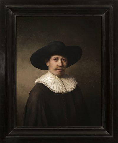 """Microsoft prezintă pentru prima dată în România  proiectul de artă și tehnologie """"The Next Rembrandt"""""""
