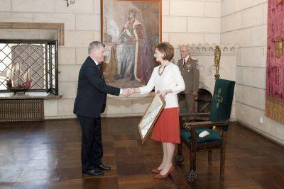 Philips Lighting primeşte distincția de Furnizor al Casei Regale a României