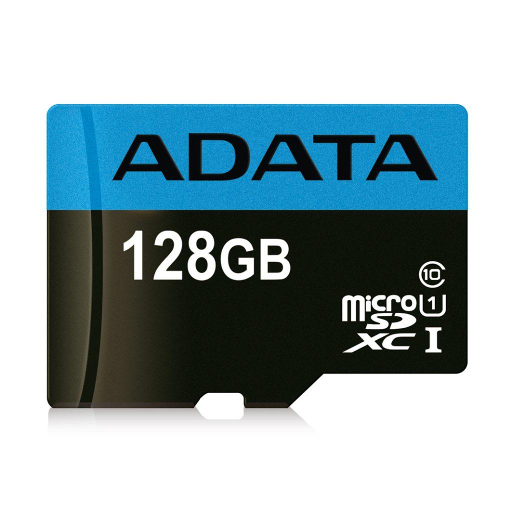 ADATA prezinta cardurile microSD/SD Premier ONE UHS-II U3 si microSD UHS-I