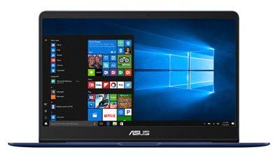ASUS anunță disponibilitatea noilor laptopuri ZenBook UX430 și UX530