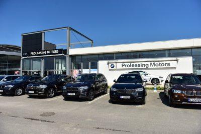"""Proleasing Motors, desemnat """"Best BMW Dealer in Customer Care"""" in Romania in anul 2016, anunta rezultatele de business pentru anul incheiat"""