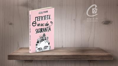 """Răzvan Exarhu își lansează prima carte,  """"Fericirea e un ac de siguranță"""", pe 18 mai"""