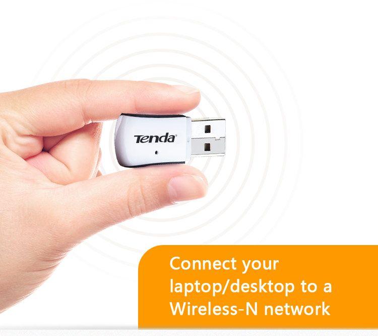 Tenda W311M Wireless N – Adaptor wireless USB