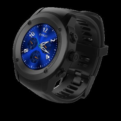 Evolio lanseaza un smartwatch cu GPS destinat in special iubitorilor de sport si activitati in aer liber