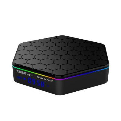 Sunvell T95Z Plus Set-top BoxSunvell T95Z Plus TV Box Amlogic S912 Octa Core