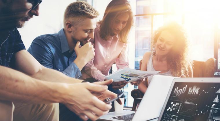 Antreprenorii români, mai mulțumiți și mai optimiști decât media europeană când vine vorba de afacerile lor
