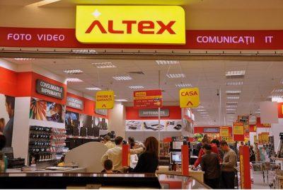 ALTEX România continuă procesul de modernizare și redeschide magazinul din Bârlad cu o nouă înfățișare