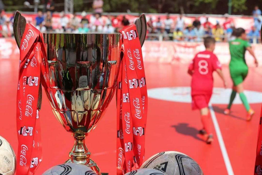 Fluierul final în Cupa Coca-Cola 2017!