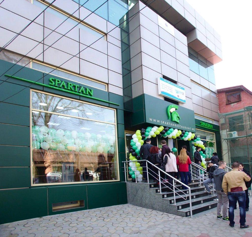 Spartan Galați: Cifră de afaceri în creștere cu 30%