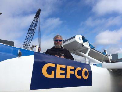GRUPUL GEFCO SUSȚINE PRIN EXPERTIZA SA LOGISTICA  EXPEDIȚIA  BIMEDIA PRIN PASAJUL DE NORD-VEST DIN OCEANUL ARCTIC