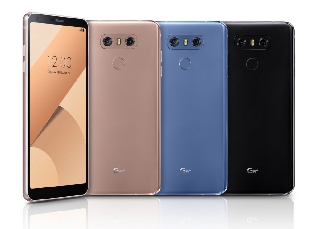 LG G6 Plus este disponibil la Quickmobile