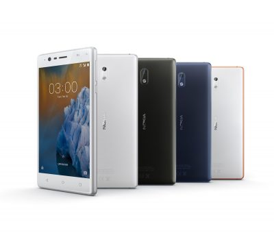 Vodafone România introduce în ofertă noul Nokia 3