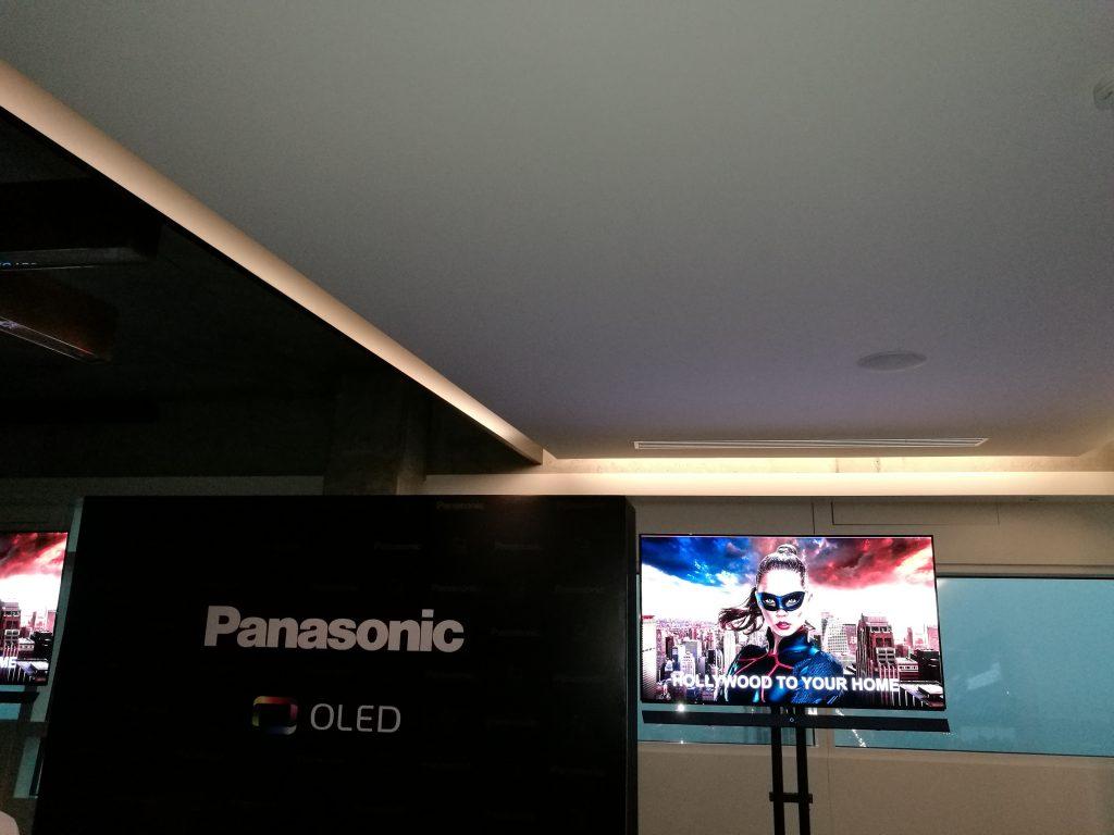 Panasonic a lansat noua gama de televizoare OLED la Varsovia