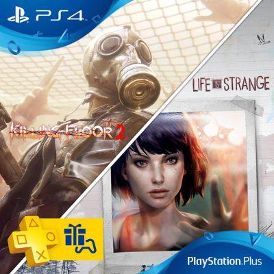 Life is Strange și Killing Floor 2 pot fi acum descărcate gratuit de către abonații PlayStation Plus