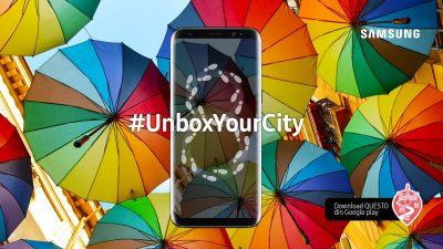 #UnboxYourCity– Descoperi orașul cu Samsung Galaxy S8 și Galaxy S8+
