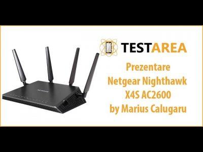 Review Nighthawk X4S AC2600