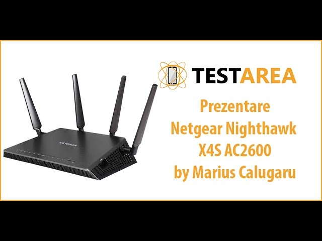 Review Nighthawk X4S AC2600