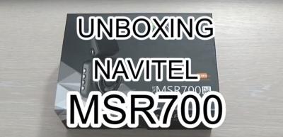 Camera auto DVR Navitel MSR700 – unboxing