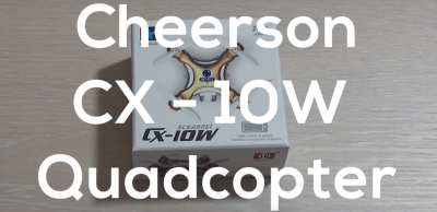 Unboxing: Drona Cheerson  CX – 10A