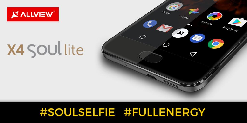 X4 Soul Lite, un smartphone accesibil cu dual camera și FastPass