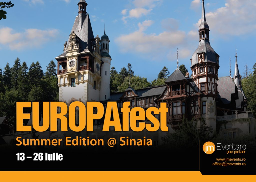 Start EUROPAfest Summer Edition !