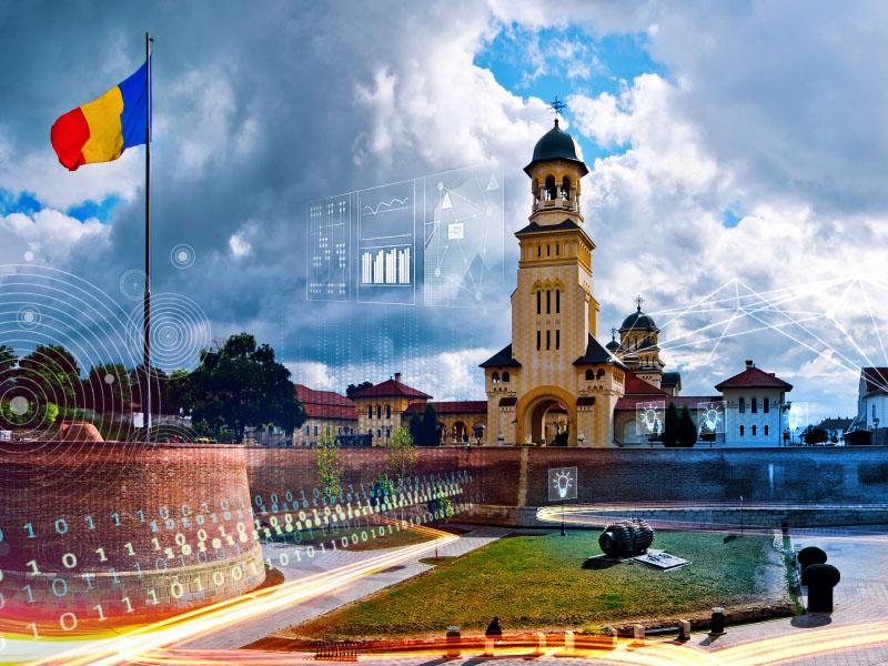532 mil. euro, valoarea potențială a beneficiilor generate de tehnologii inteligente în Alba Iulia