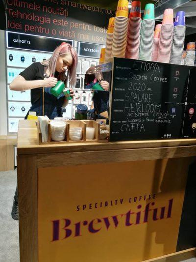 Franciza Brewtiful atrage clienti in magazinele fizice sau in institutii bancare