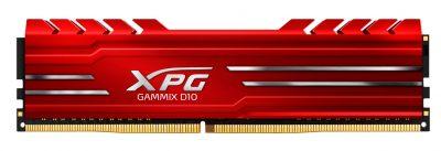 Noua gamă XPG GAMMIX de la ADATA debutează cu SSD-ul S10 PCIeGen 3×4 NVMe 1.2  și memoriile DDR4 D10