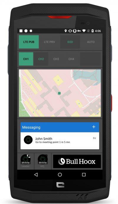 Atos lansează Hoox, prima soluție de comunicare 4G ultra-securizată pentru trupele de intervenție