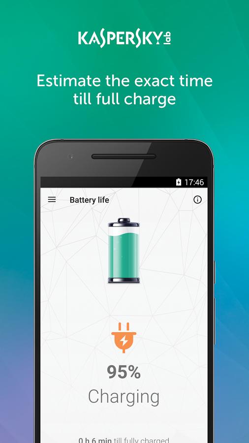 Kaspersky Lab introduce o aplicatie gratuita pentru bateria dispozitivelor Android