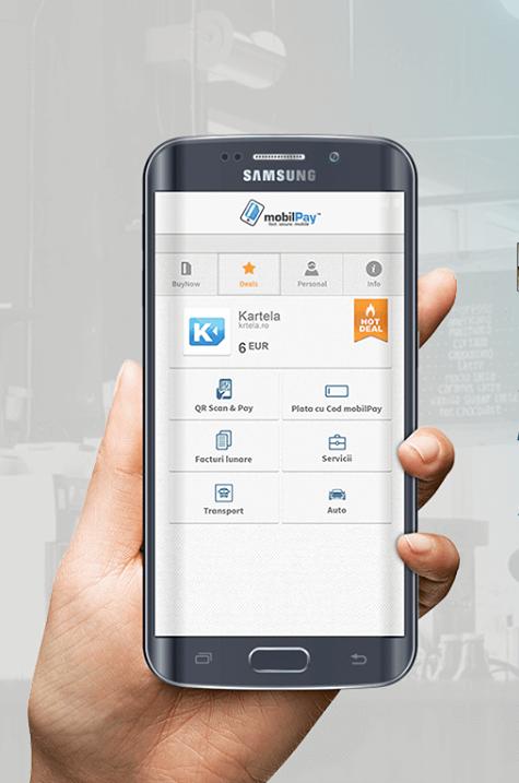 NETOPIA mobilPay introduce plățile cu portofelul digital în restaurantele La Mama din București