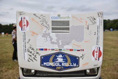 Cel mai mare raliu caritabil din lume, The Mongol Rally,  trece și anul acesta prin România