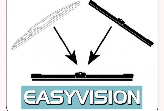 Champion® a lansat catalogul de ștergătoare de parbriz Easyvision™