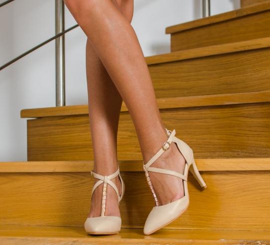 Spune-mi cu ce pantofi te-ncalti ca sa-ti spun cum mergi!