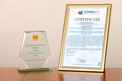Orange primește o nouă certificare pentru calitatea rețelei