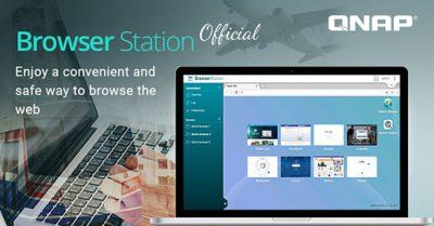 QNAP a lansat în mod oficial Browser Station, oferind o experiență optimizată pentru navigarea pe Internet