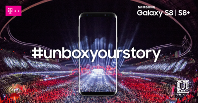 Telekom announces the partnership with Samsung Romania and the main activations at UNTOLD 2017