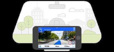Sygic încorporează realitatea augmentată în aplicația sa de navigație prin GPS