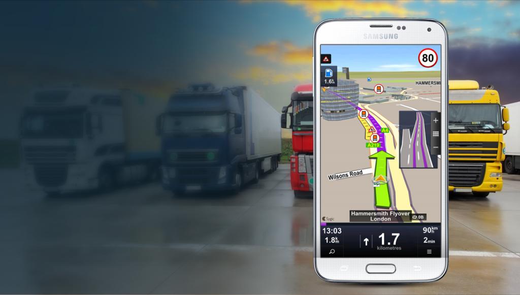 Sygic sărbătorește obținerea a 1 milion de descărcări pe Android